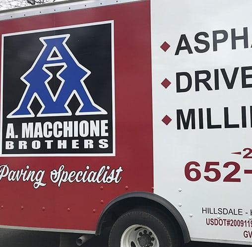 a macchione brothers trailer